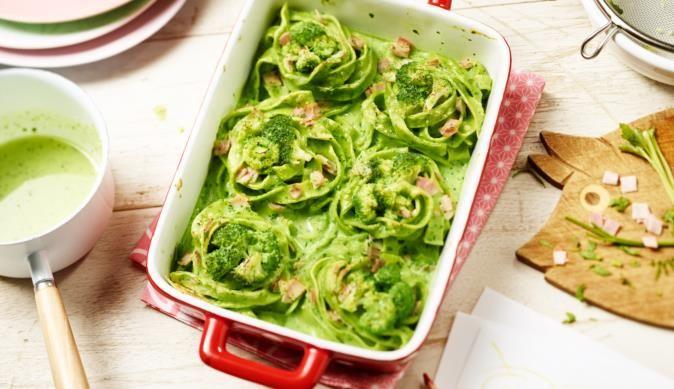 Du hast Broccoli zu Hause aber keine Idee was du kochen sollst? Die Broccoli-Nester von MAGGI sehen toll aus und schmecken auch den Kids.