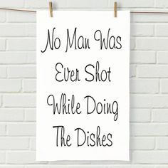 funny dish towels - Google Search