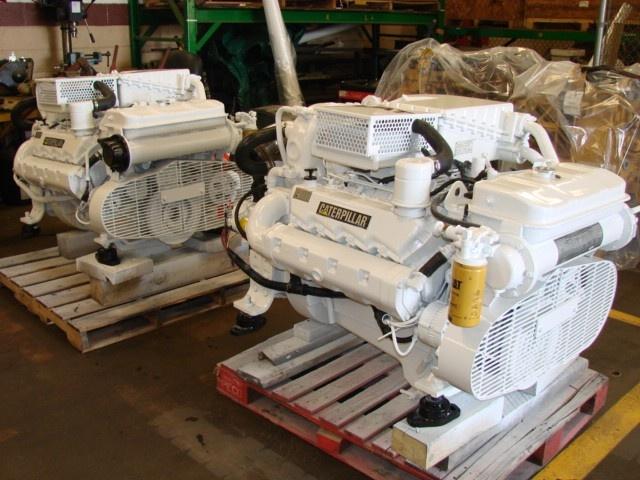 marine light wiring diagram pair of cat 3208    marine    engines 435 hp 1z30051  co8980  pair of cat 3208    marine    engines 435 hp 1z30051  co8980