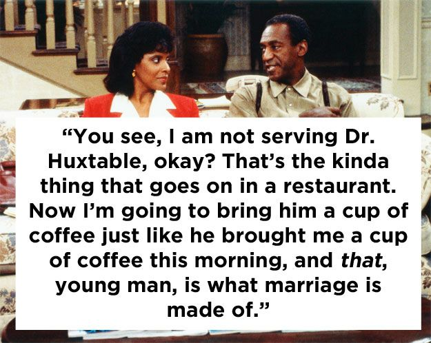 23 Life Lessons You Learned From The Cosby Show (via BuzzFeed) Aw man this show really was the best