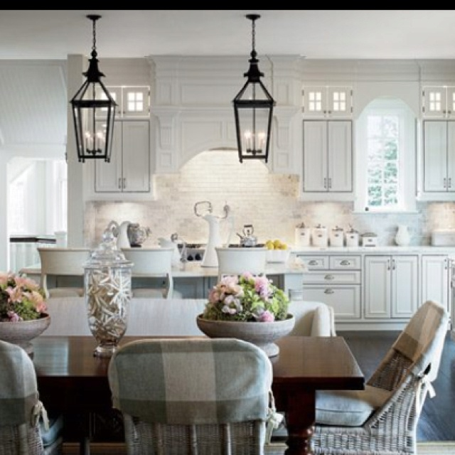 White Kitchen Lantern Lighting Lights Can Be Dark Black Or Bronze When Relating To Something Else Dark In The Space Like A Dark Countertop Or Island