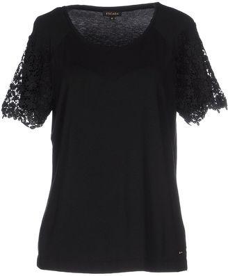 ESCADA T-shirts - Shop for women's T-shirt - Black T-shirt