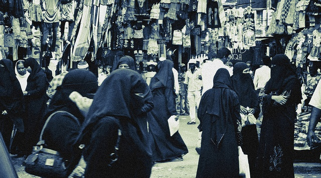Ladies by Arun Shah Masood, via Flickr