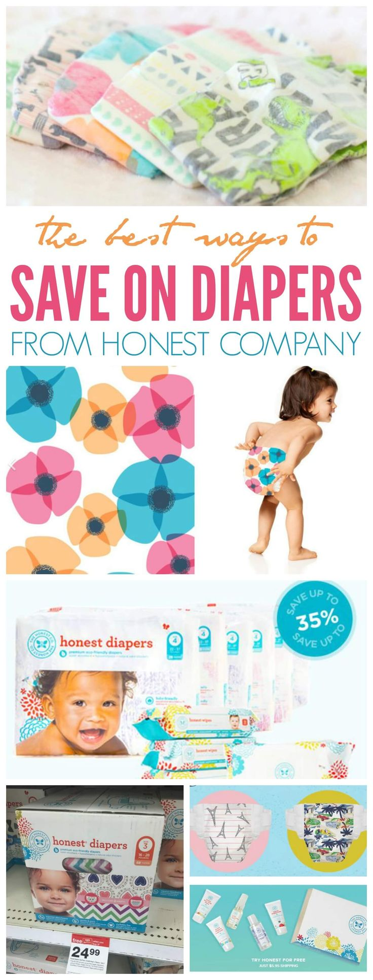 How to save on diapers from Honest Company! Money Saving Tips and Tricks!