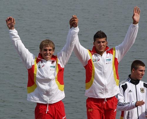 Campeonato Europeo 2010. Rusia