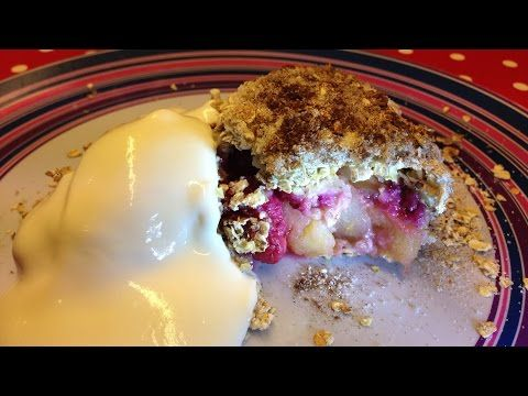 Slimming World Videos | !! 2 SYN APPLE CRUMBLE !! Slimming World