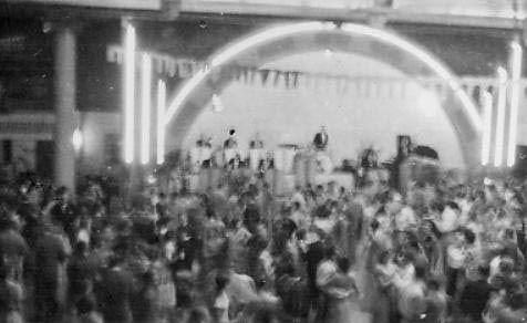 Cloudland Ballroom, Brisbane c1955