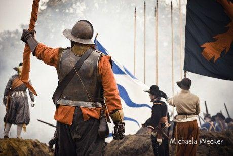 MICHAELA WECKER Photography - Fotoalbum - Vojenská historie - Třicetiletá válka - Slag om Grolle 2012 - SoG_2012_008