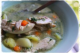 List of soups - Wikipedia, the free encyclopedia