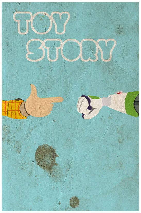 Disney poster Pixar poster movie poster toy story by Harshness