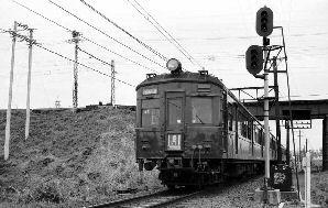 クモハ60形横浜線淵野辺-原町田