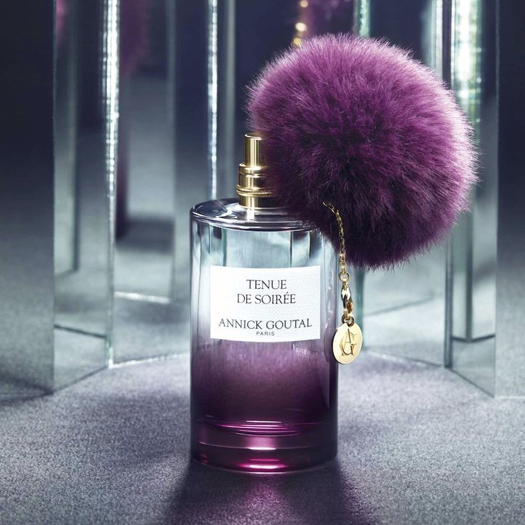 La maison Annick Goutal lancera à la rentrée un nouveau parfum, dans un nouveau flacon : Tenue de Soirée.