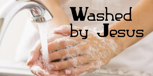 Washed by Jesus – John 13: 8- 11 – Jesus said if I do not wash you, you do not belong to me. Just like Peter, I need to be washed by Jesus. But just like Peter, I need to ALLOW Jesus to wash me. John writes later that Jesus cleanses us from ALL unrighteousness. If you feel that there are some sins that you have not confessed to Jesus, today you can ask him to cleanse it. Jesus touched and washed the feet of the disciples. I need the healing touch of Jesus to cleanse my heart.