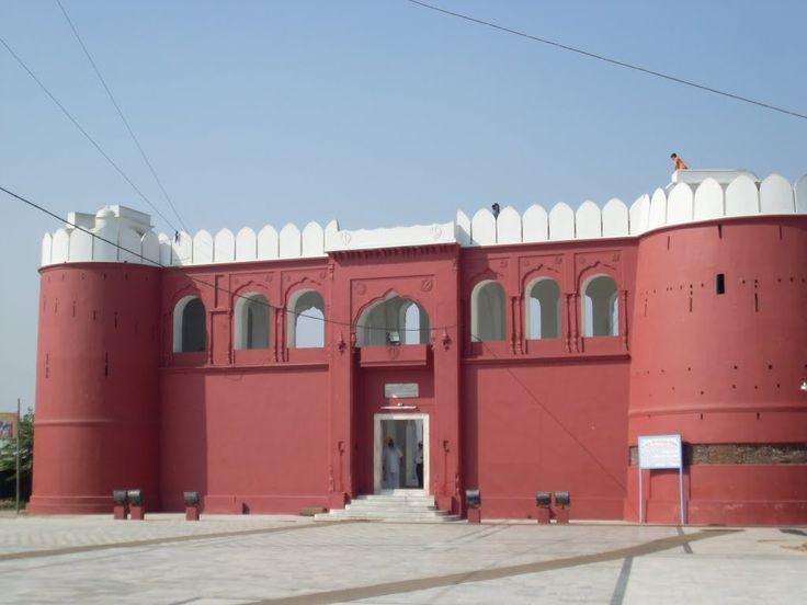 Anandpur Sahib Fort.
