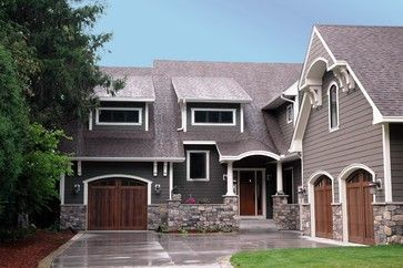 Traditional Home Exterior Colors Design Ideas
