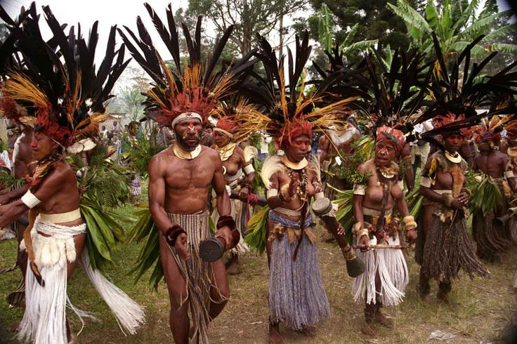 tribes of new guinea | Tenne Nature Photography :: Papua ...