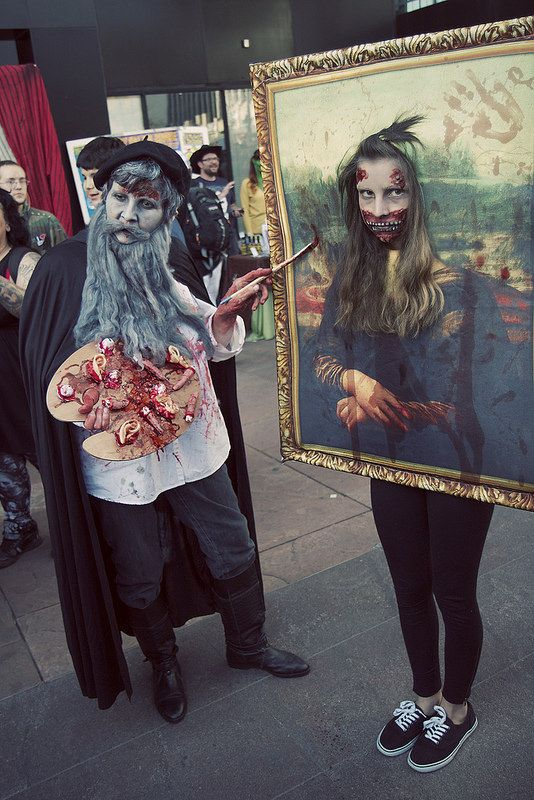 208 best Costumes of Art and Artist images on Pinterest | Costumes ...
