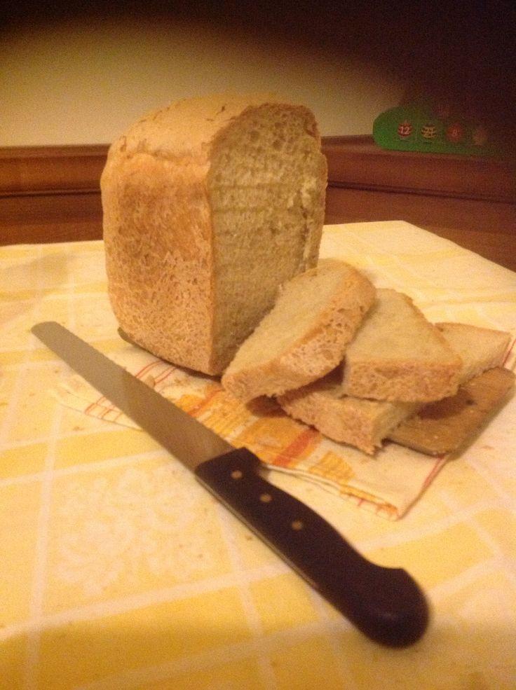 il mio primo pane....ora non mi ferma più nessuno