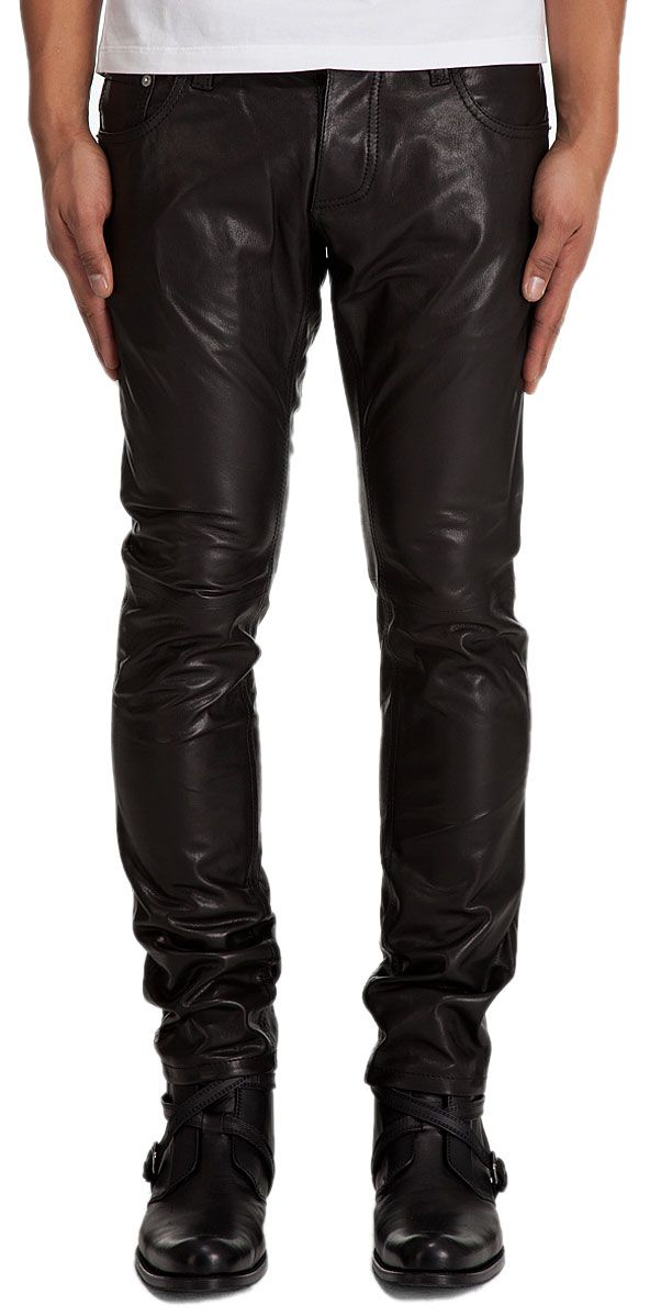 5e5c5b04 10 best leather pants to buy now and wear forever Best leather pants to buy  now