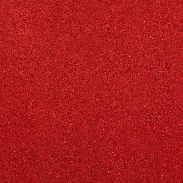 Designerark Glitter Rødt