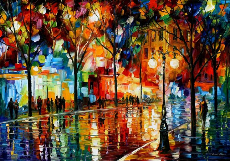 colorful art | colorful avenue art streets city artwork many
