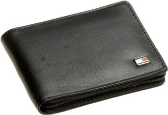 Tommy Men`s Oxford Zip Around Wallet $16.99 - $25.99