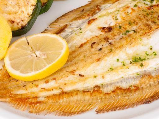 Sole meuniere - Recette de cuisine Marmiton : une recette
