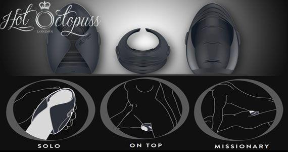 Hot Octopuss - Pulse - NYHED - Tilbud: 599,00. Køb billigt Onani