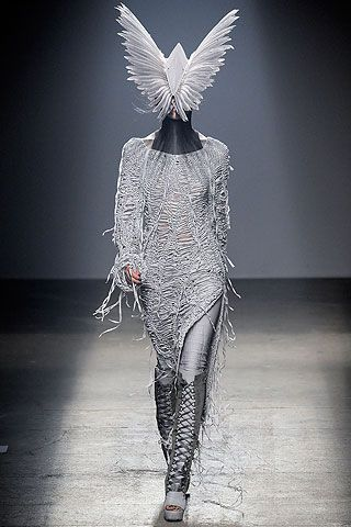 The Voice of the Future: Gareth Pugh | Jesenia's Goodie Bag Blog