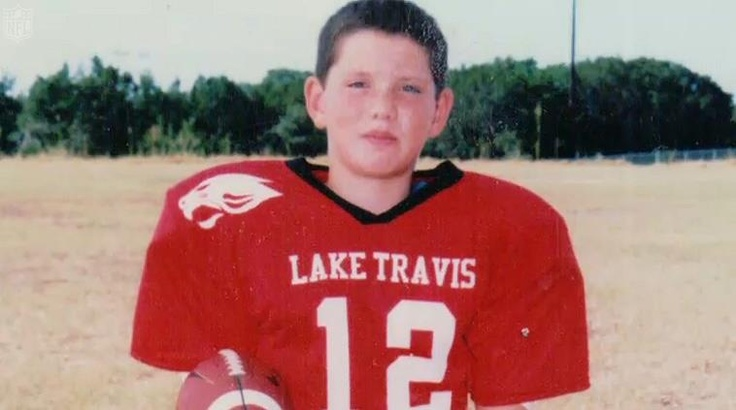 Andrew Luck was a 6th grader when Tom Brady won his first Super Bowl - damn I was in college!