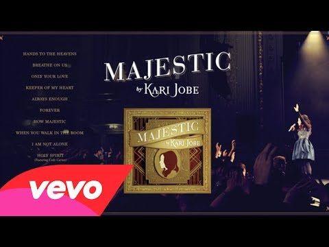 KariJobeVEVO - YouTube Kari Jobe - Majestic Album Sampler (Live)  http://www.weca.com/ https://www.facebook.com/WECAChurch https://twitter.com/WECAChurch https://www.youtube.com/channel/UC9jBWS1hDkcdws_FtOQP5zQ
