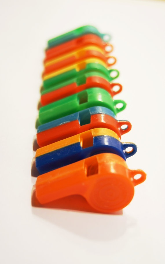 Toys That Were Made In The 1970 : S plastic toys whistles made in hong kong set of