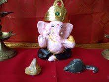 Making Clay Ganesha #Craft #IndianMomsConnect