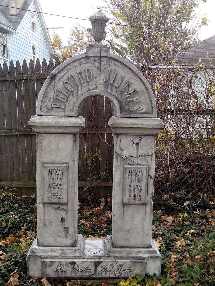 Stone Cemetery Columns : Images about cemetery props sets on pinterest
