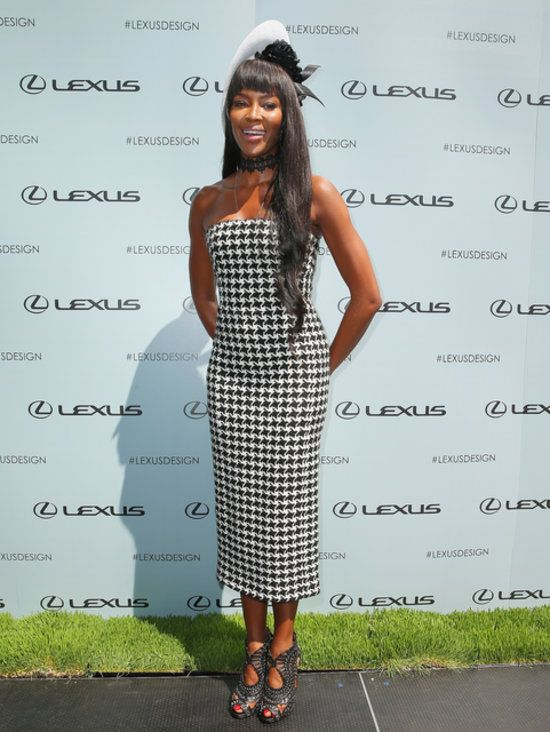 My best dressed at Derby Day 2013 | Naomi Campbell