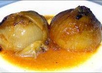 #receta cebollla rellena