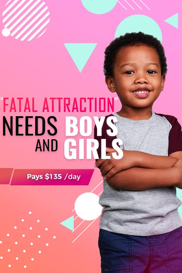 Take A Look At The Casting Calls At Kidscasting Com Casting Call It Cast Fatal Attraction