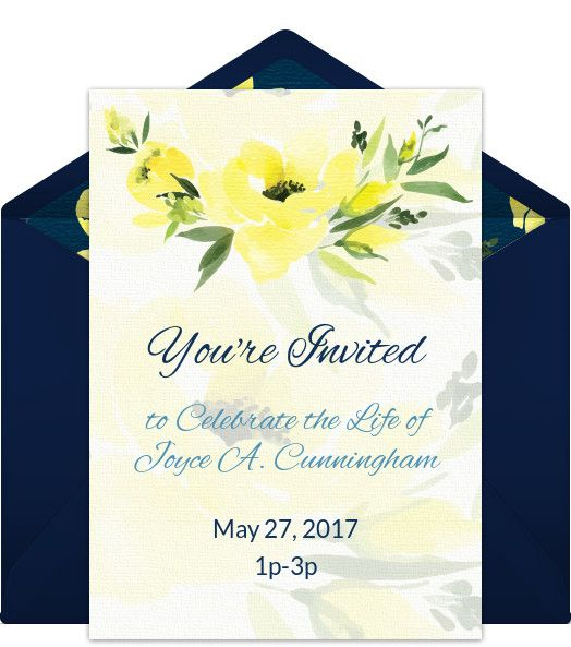 to Celebrate the of Life of Joyce A. Cunningham