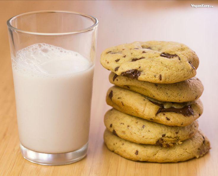 Chocolate Chip Cookies -VeganEasy.org