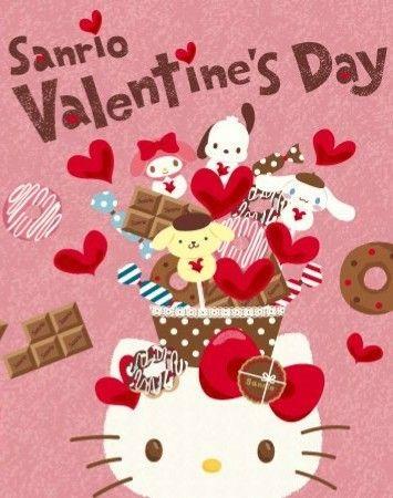 Sanrio Valentine's Day!