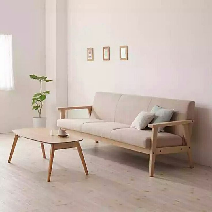 Japanese Living Room Sofa Calm                              …