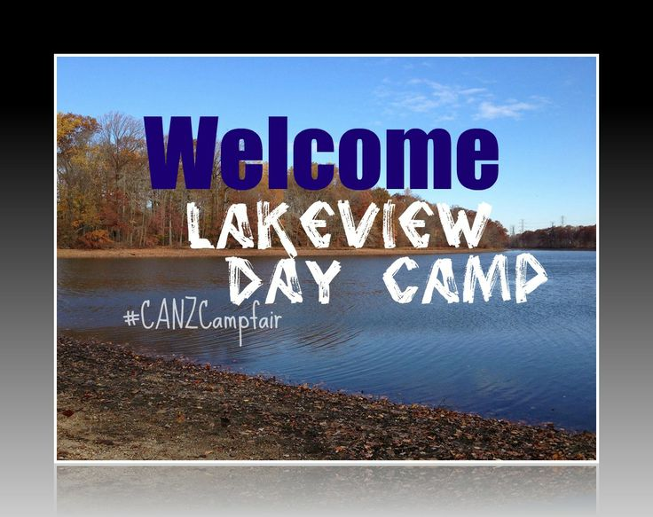 This is Lakeview Day Camp come meet them at the fair on the 15th of Jan 2014!#CANZCampFair