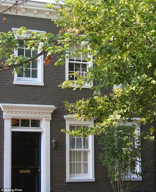 INSPIRED DESIGN: Trend Watch: Painted Brick Exteriors