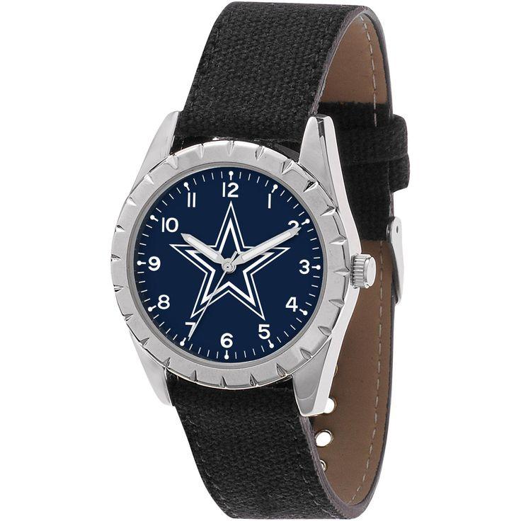 Youth Dallas Cowboys Nickel Canvas Watch $29.99