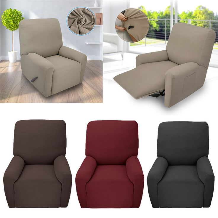 Universal Sofabezüge Sesselbezug Sesselhusse Sofahusse Schonbezug Sofa Abdeckung