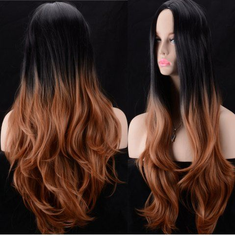 GET $50 NOW | Join RoseGal: Get YOUR $50 NOW!http://www.rosegal.com/synthetic-wigs/ultra-long-middle-parting-colormix-964150.html?seid=7434598rg964150