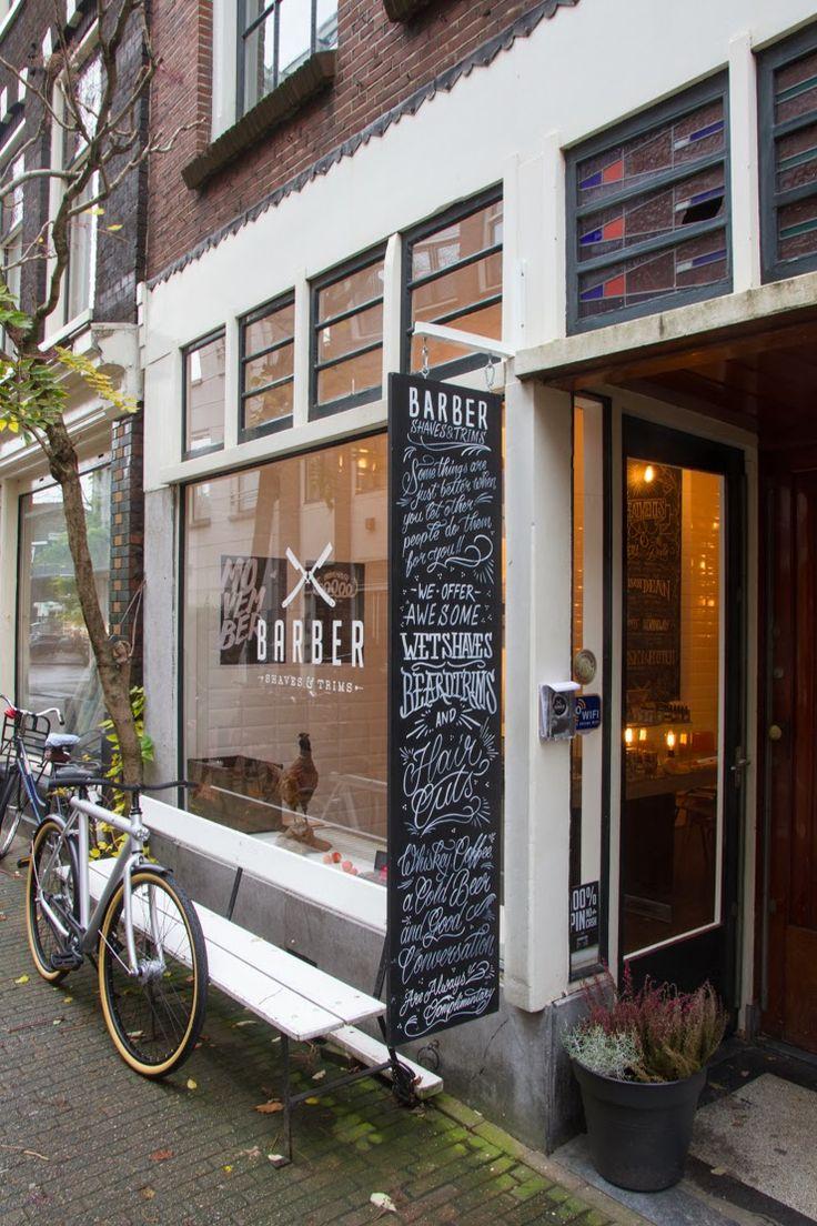 barber / amsterdam