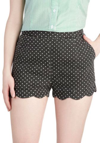 Darling Day Away Shorts | Mod Retro Vintage Shorts | ModCloth.com