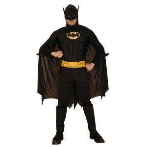 Batman στολή ενηλίκων o άνθρωπος Νυχτερίδα