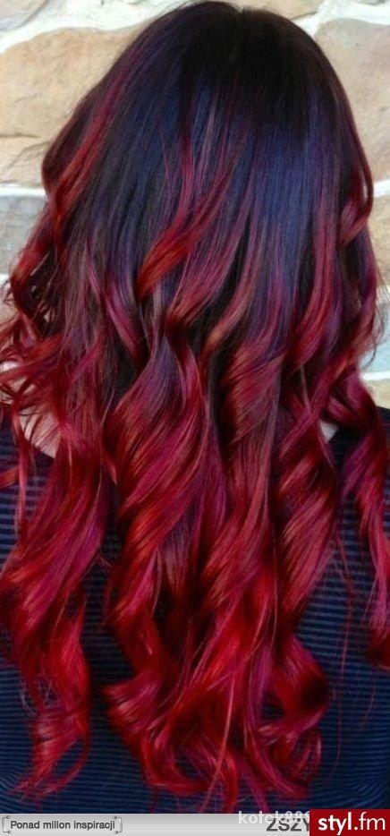 Fryzury  Długie włosy: Fryzury Długie - Magdalena Dziak - 2669054